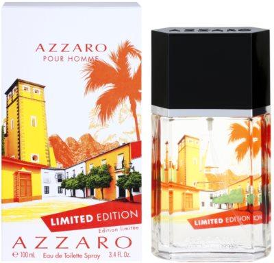 Azzaro Azzaro Pour Homme Limited Edition 2014 toaletní voda pro muže