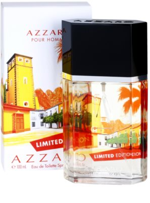 Azzaro Azzaro Pour Homme Limited Edition 2014 woda toaletowa dla mężczyzn 1