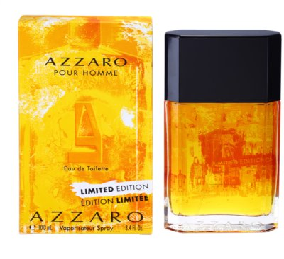 Azzaro Azzaro Pour Homme Limited Edition 2015 eau de toilette férfiaknak