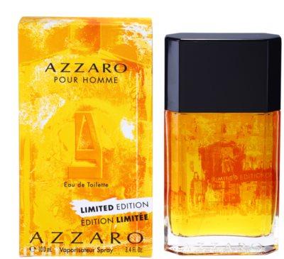 Azzaro Azzaro Pour Homme Limited Edition 2015 toaletna voda za moške