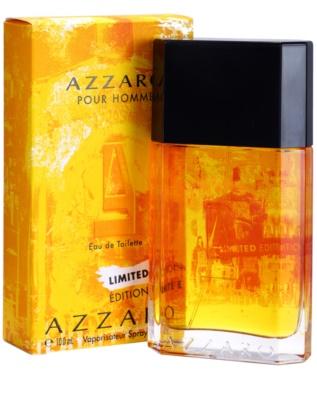 Azzaro Azzaro Pour Homme Limited Edition 2015 toaletna voda za moške 1