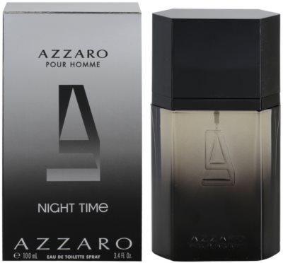Azzaro Azzaro Pour Homme Night Time eau de toilette para hombre