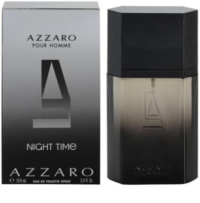 Azzaro Azzaro Pour Homme Night Time toaletna voda za moške