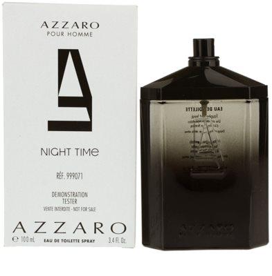 Azzaro Azzaro Pour Homme Night Time туалетна вода тестер для чоловіків 1
