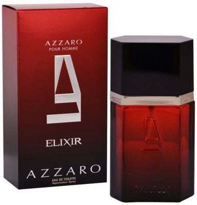 Azzaro Azzaro Pour Homme Elixir toaletní voda pro muže