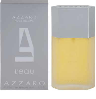 Azzaro Azzaro Pour Homme L´Eau eau de toilette férfiaknak