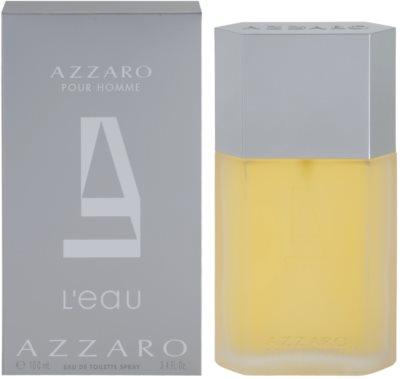 Azzaro Azzaro Pour Homme L´Eau Eau de Toilette für Herren