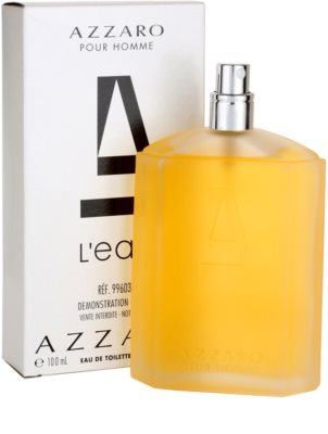 Azzaro Azzaro Pour Homme L´Eau toaletní voda tester pro muže 1