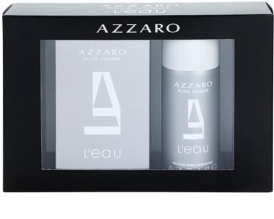 Azzaro Azzaro Pour Homme L´Eau lote de regalo