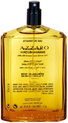 Azzaro Azzaro Pour Homme туалетна вода тестер для чоловіків  замінний флакон