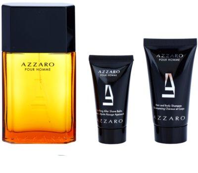 Azzaro Azzaro Pour Homme Geschenksets 3