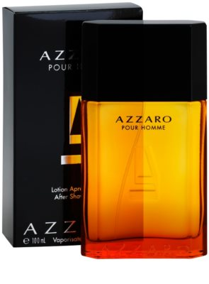 Azzaro Azzaro Pour Homme after shave para homens 1