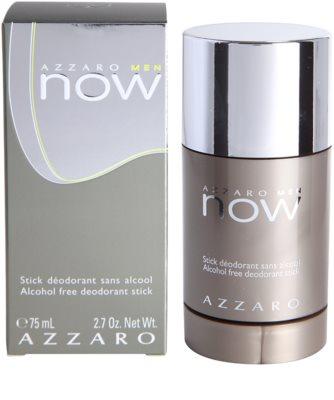 Azzaro Now Men deostick pentru barbati