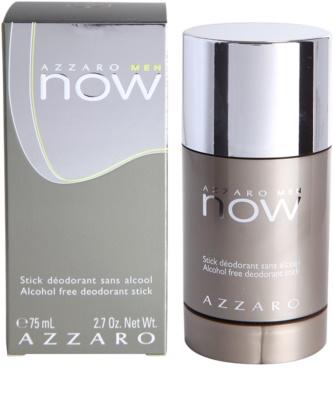 Azzaro Now Men dezodorant w sztyfcie dla mężczyzn