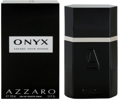 Azzaro Onyx Eau de Toilette für Herren