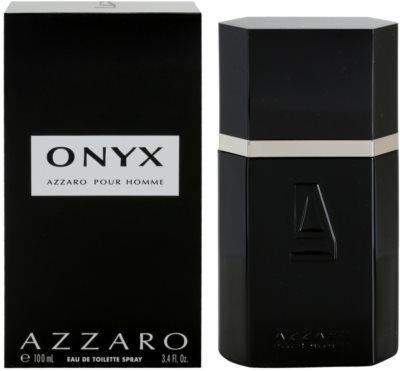 Azzaro Onyx toaletní voda pro muže