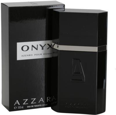 Azzaro Onyx тоалетна вода за мъже 1