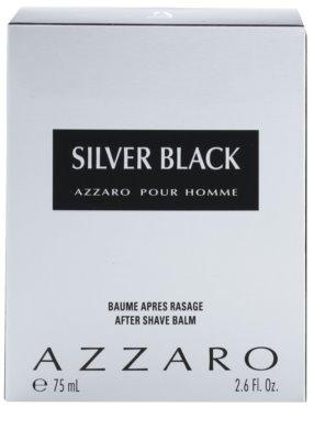 Azzaro Silver Black bálsamo após barbear para homens 3