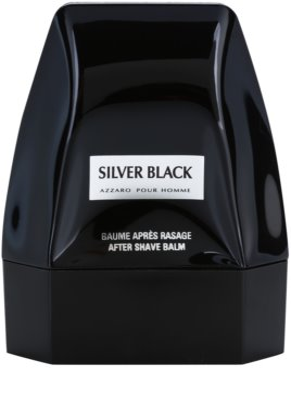 Azzaro Silver Black bálsamo após barbear para homens 2