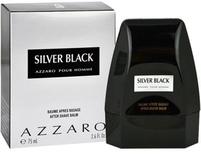 Azzaro Silver Black bálsamo após barbear para homens 1