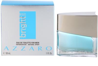 Azzaro Visit Bright woda toaletowa dla mężczyzn