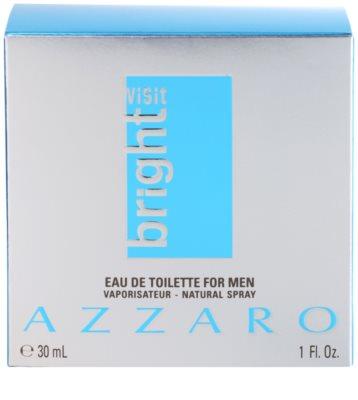 Azzaro Visit Bright woda toaletowa dla mężczyzn 4