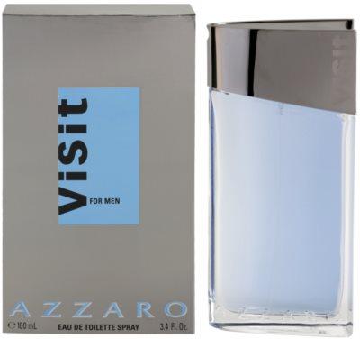 Azzaro Visit Eau de Toilette para homens