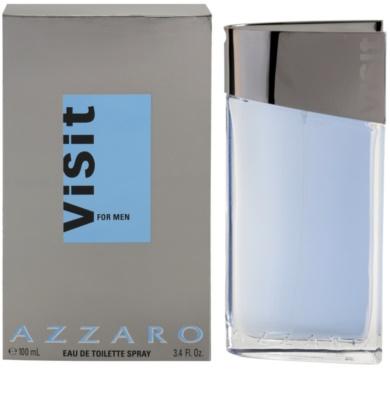 Azzaro Visit toaletní voda pro muže