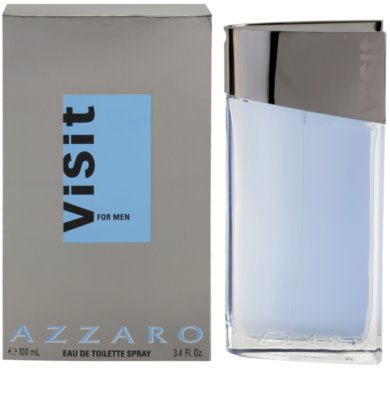 Azzaro Visit woda toaletowa dla mężczyzn