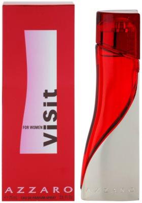 Azzaro Visit for Women Eau De Parfum pentru femei