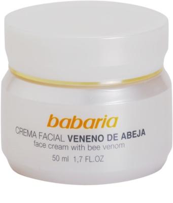 Babaria Abeja crema facial con veneno de abejas