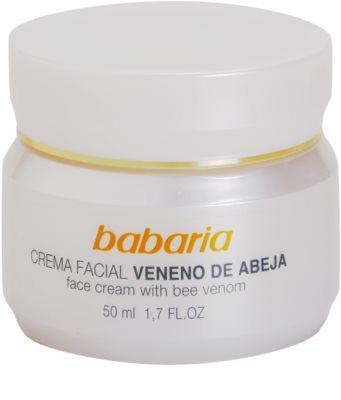Babaria Abeja crema pentru ten  cu venin de albine