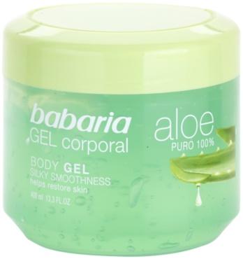 Babaria Aloe Vera hydratační gel na tělo