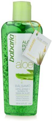 Babaria Aloe Vera balsam pentru corp cu aloe vera