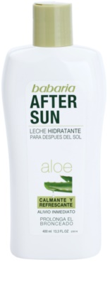 Babaria Aloe Vera leite after sun
