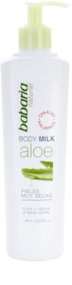 Babaria Aloe Vera leche corporal