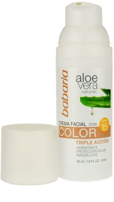 Babaria Aloe Vera BB Cream With Aloe Vera 3
