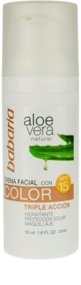 Babaria Aloe Vera crema BB cu aloe vera