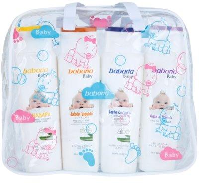 Babaria Baby Kosmetik-Set  I.