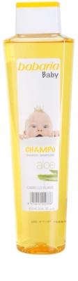 Babaria Baby champô para crianças