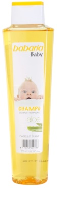 Babaria Baby champú para niños