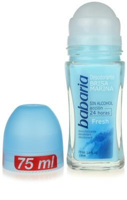 Babaria Brisa Marina desodorante roll-on con bola 1
