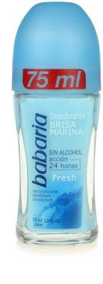 Babaria Brisa Marina guličkový dezodorant roll-on