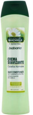 Babaria Chamomile Conditioner für normales Haar