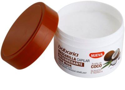 Babaria Coco Hydratisierende Maske für das Haar 1