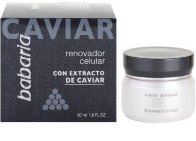 Babaria Extracto De Caviar protivráskový krém s kaviárem 1