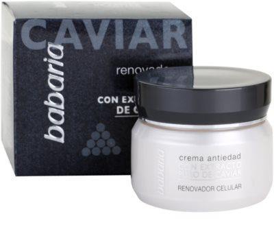 Babaria Extracto De Caviar protivráskový krém s kaviárem 2