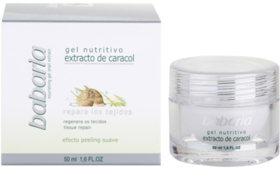 Babaria Extracto De Caracol Feuchtigkeitsgel mit Snail Extract 1