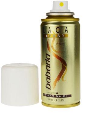 Babaria Laca lakier do włosów 1