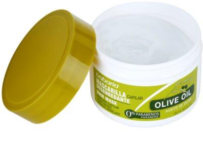 Babaria Olive nährende Haarmaske mit  Olivenöl 1